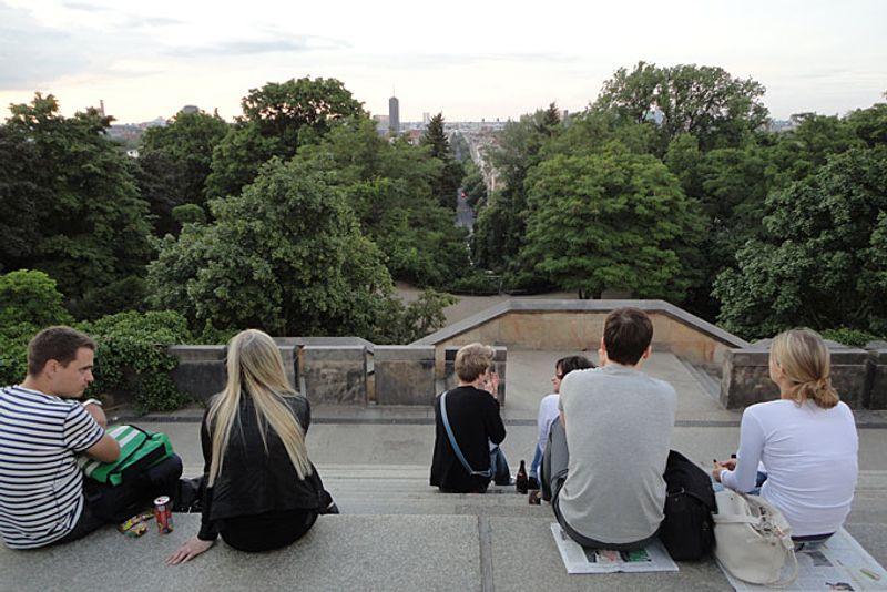 Victoriapark, Kreuzberg © Jeroen van Marle