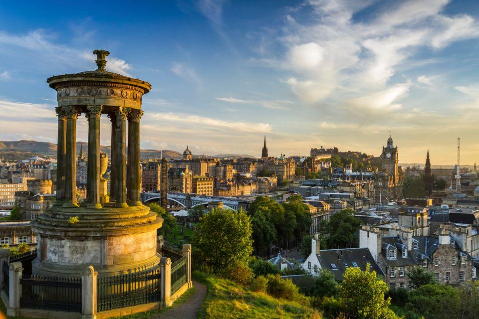 qué ver y qué hacer en 24 horas en Edimburgo