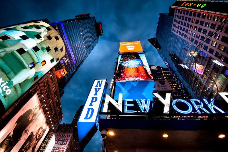 Cosa vedere a New York: Times Square