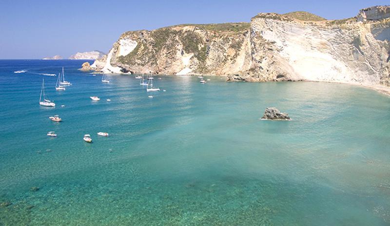 Итальянские пляжи: Кьяйья ди Луна (Chiaia di Luna)
