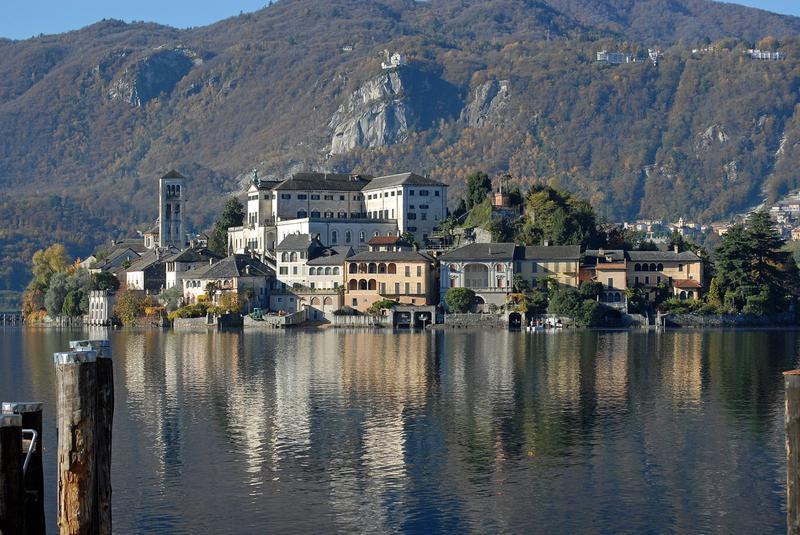 I 20 paesi più belli d'Italia del 2017: Orta San Giulio