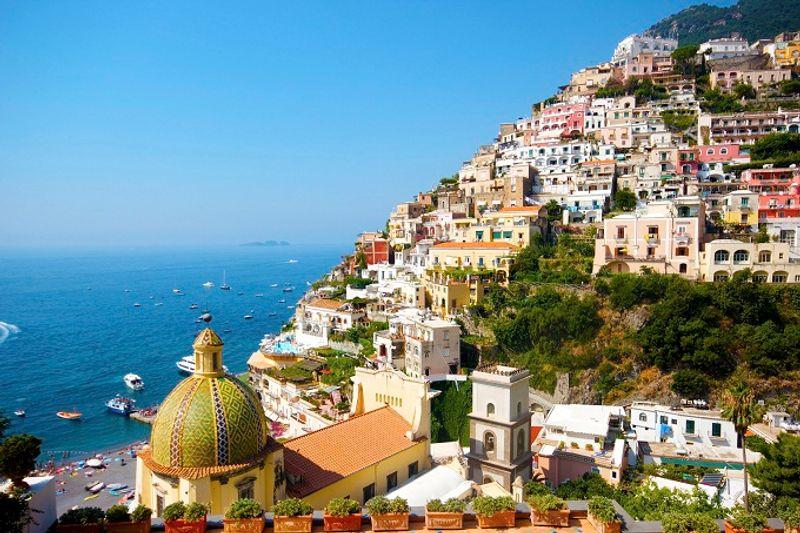Posti da visitare in Italia: Costiera Amalfitana