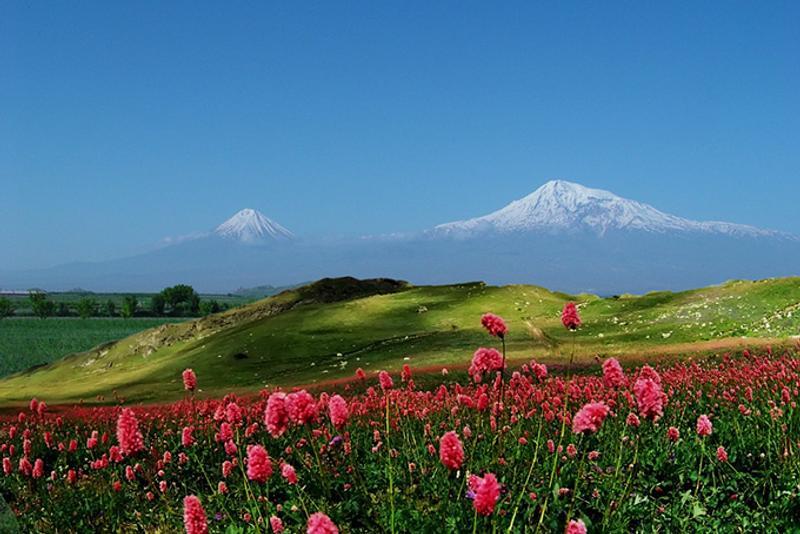 Гора Арарат, Армения