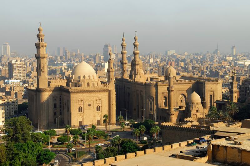 Encontre voos para o Cairo, clique na foto!