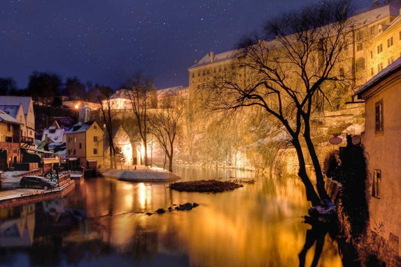 Зимний Крумлов, Чехия