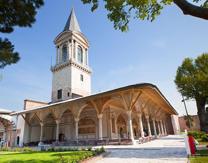 Достопримечательности Стамбула: Дворец Топкапы