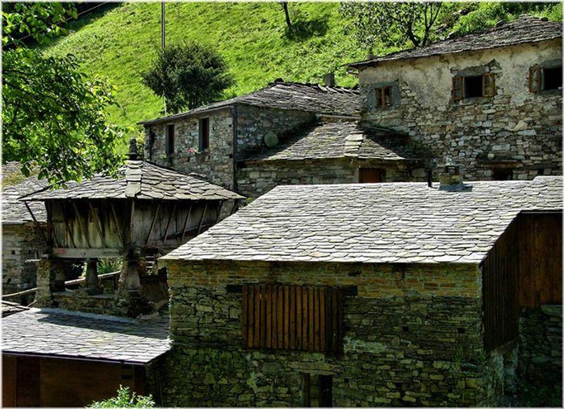 Pueblo de Taramundi en ASturias Foto de José Luis Cernadas Iglesias / Flickr