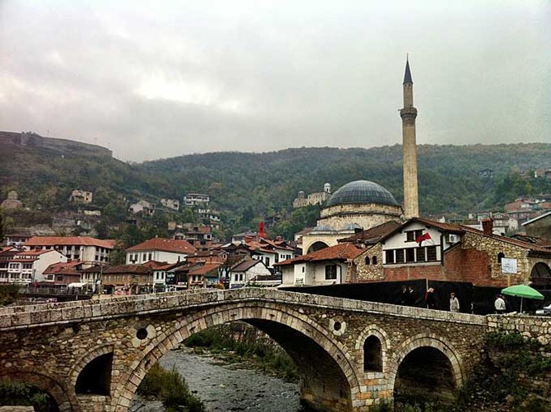 Prizren, Kosovo © Larissa Olenicoff