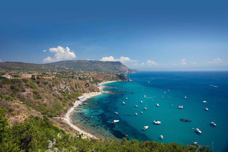 Costa calabra, Calabria