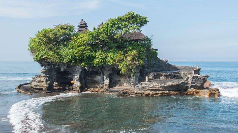 ναός Tanah Lot, Μπαλί