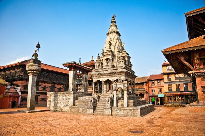 Basta clicar na foto e conferir as passagens aéreas para Kathmandu!