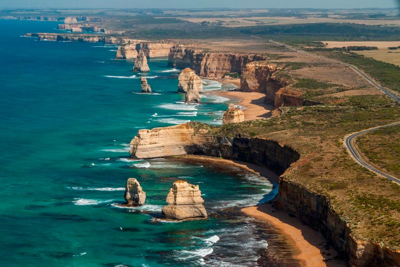 I Dodici Apostoli, Australia