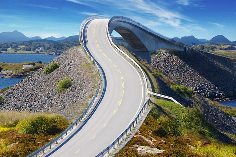 Road trip in Europa: Norvegia