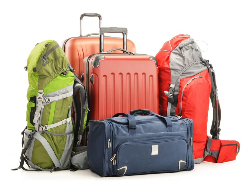 Tipos de equipaje
