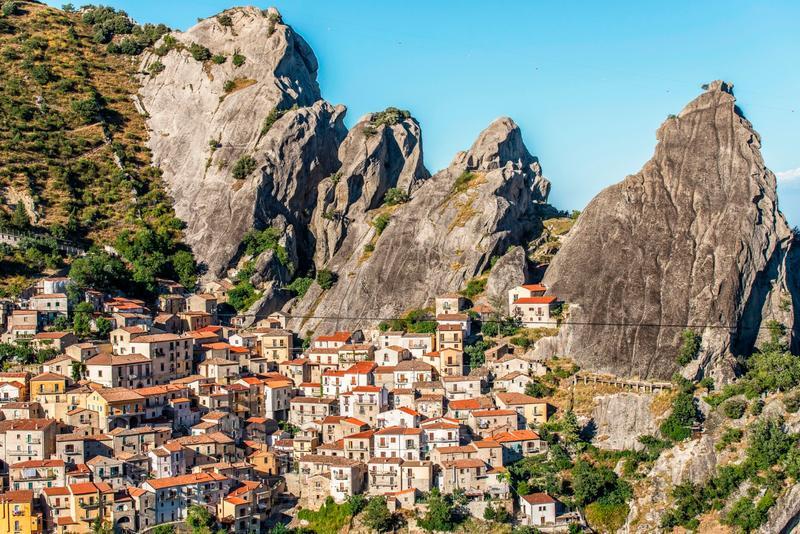 Italia, Castelmezzano