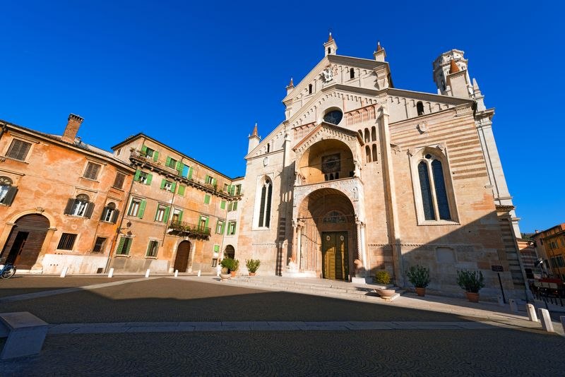Verona, cosa vedere: Cattedrale di Verona