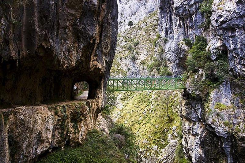 Garganta del Cares Asturias