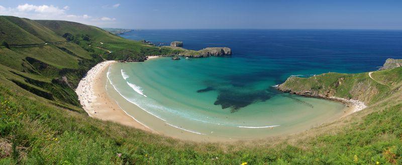 Playa Torimbia Asturias