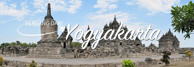 Keberangkatan dari Yogyakarta