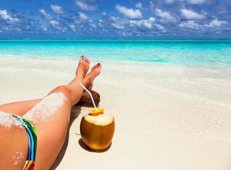 Παραλία Δομινικανή Δημοκρατία