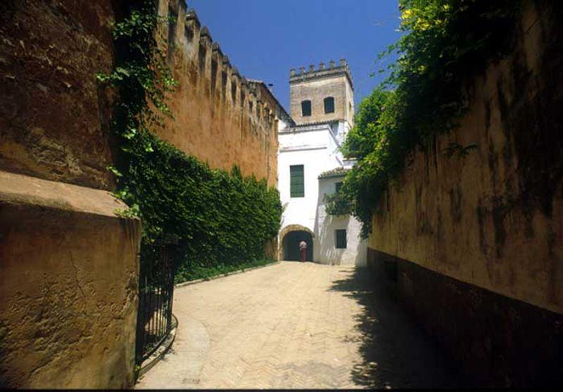 Barrio de la Santa Cruz Sevilla © Empresa Pública para la gestión del turismo y deporte de Andalucía
