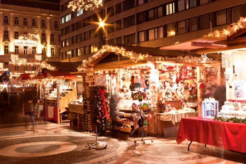 Budapest Mercatini Natale