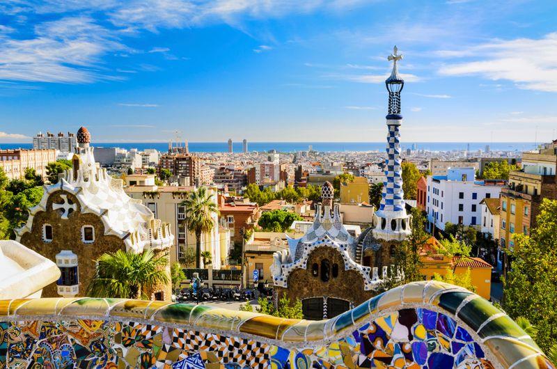 Barcelona, İspanya