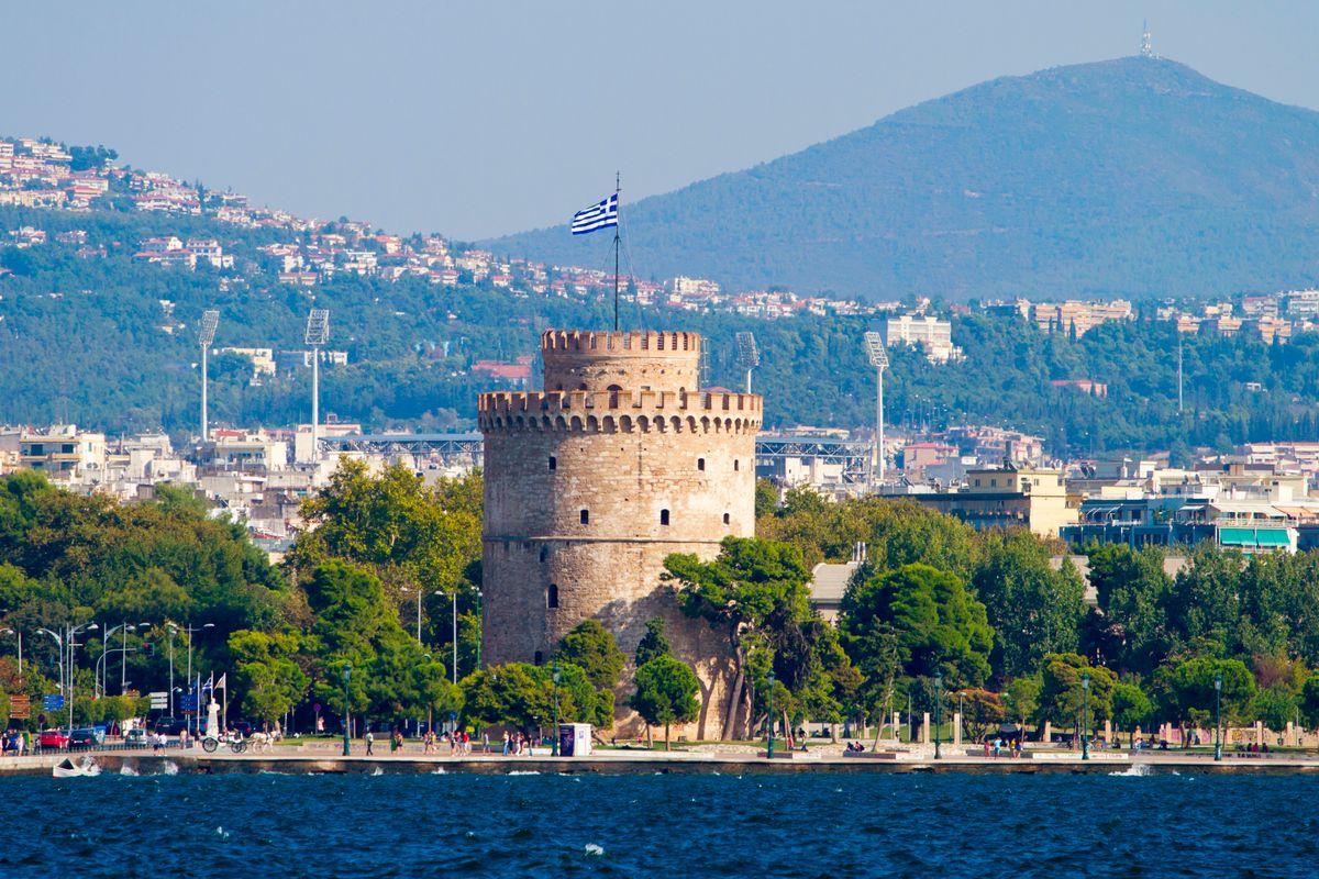 Günstige Flüge von München nach Thessaloniki