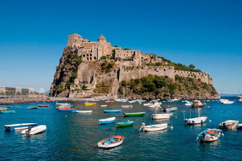 Italia, Isola di Ischia