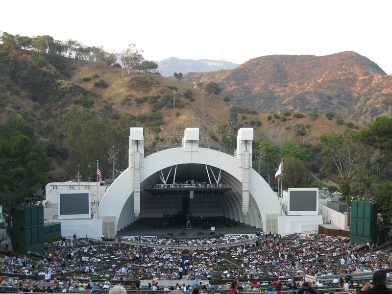 Qué hacer Los Angeles: Hollywood Bowl