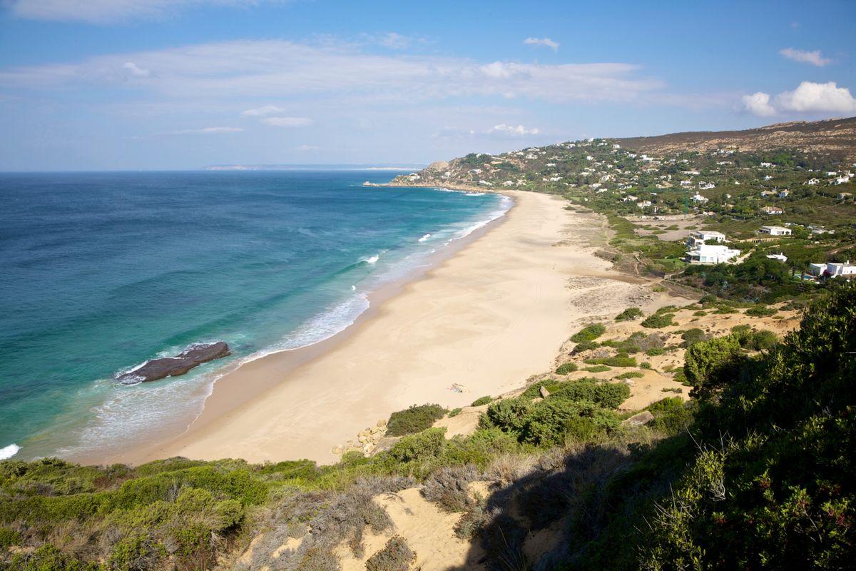 Playa de Zahara spagna