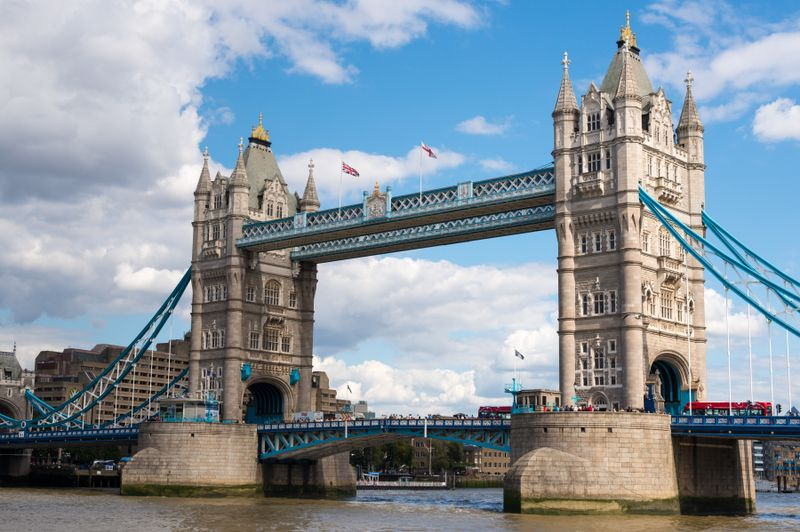 Viajar con mamá a Londres