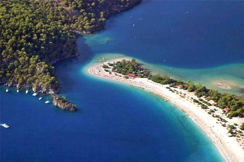 เฟทิเย ประเทศตุรกี (Fethiye, Turkey)