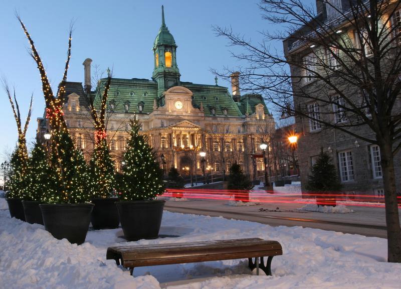 Al tocar la foto, encuentras los boletos más baratos a Montréal