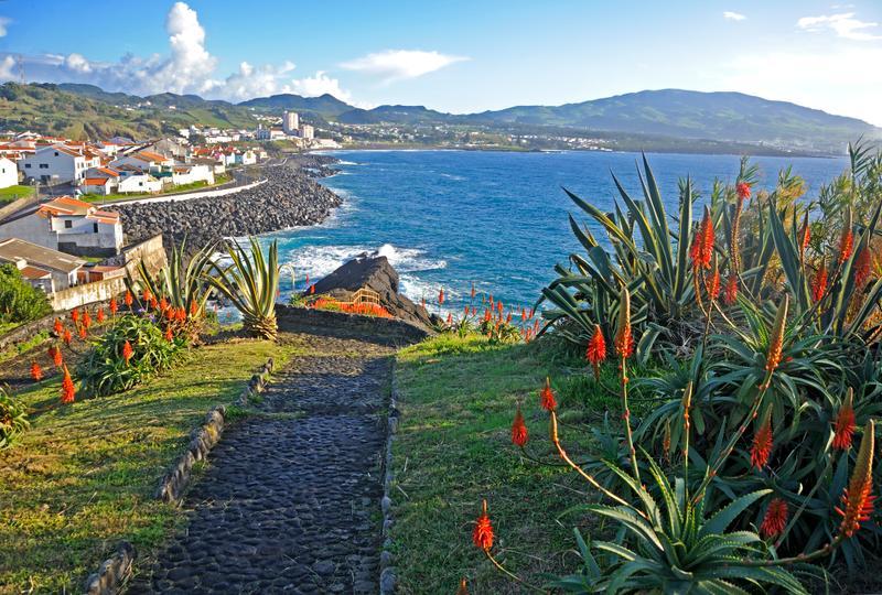 Ponta Delgada, Islas Azores