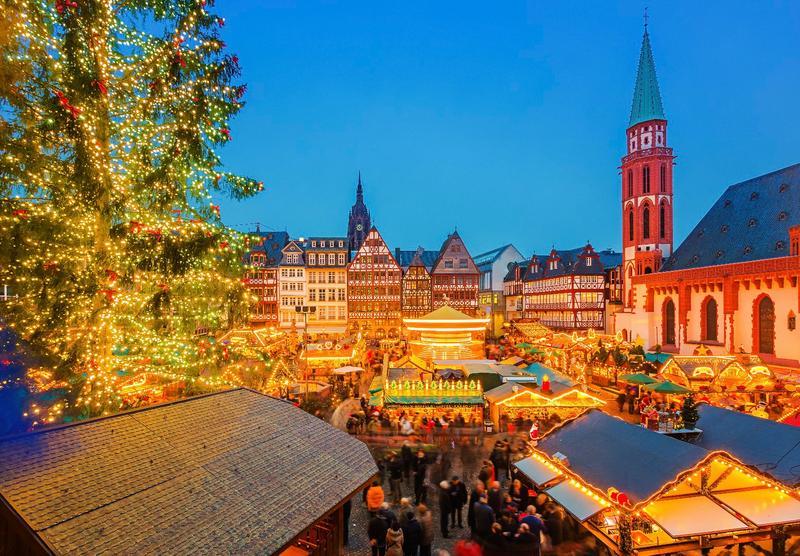 Mercatini di Natale più belli d'Europa: Francoforte, Mercatini Natale