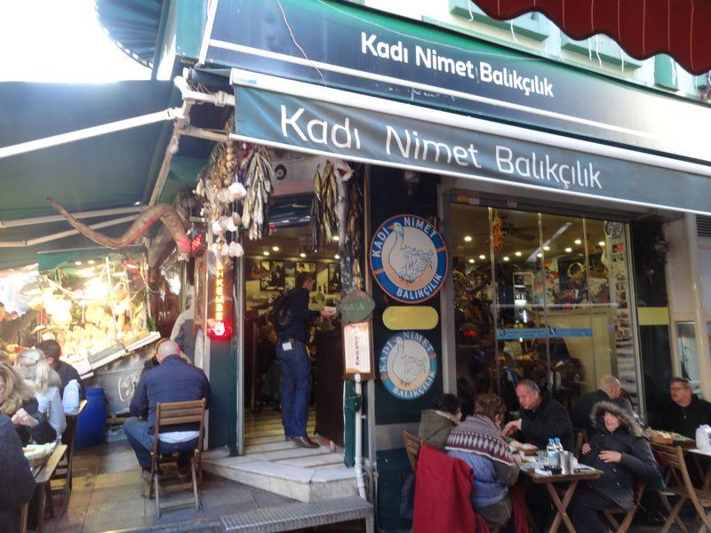 Kadı Nimet Balıkçılık, Kadıköy