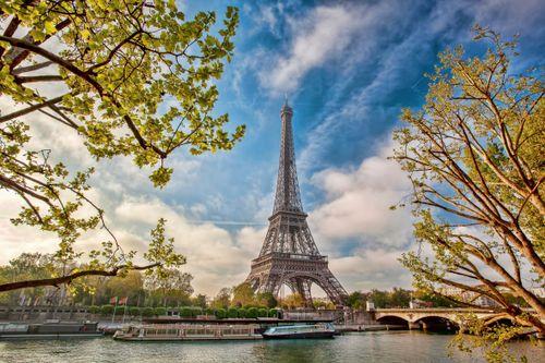 フランス行きの航空券