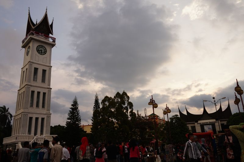 Jam Gadang, Bukittinggi, Sumatera Barat