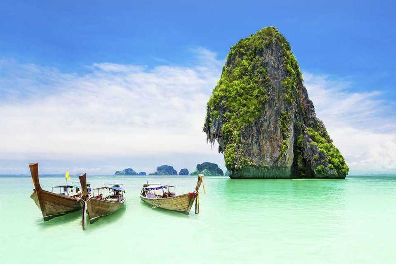 Тихая гавань в Таиланде