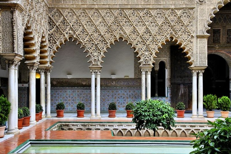 Cosa vedere a Siviglia: Alcazar