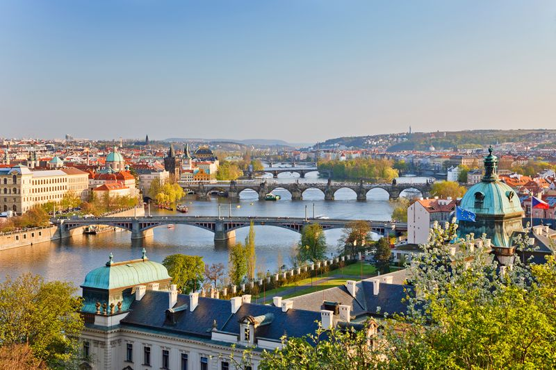 Solo travel in Eastern Europe