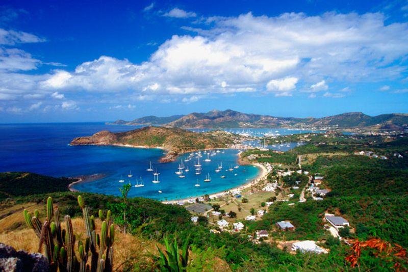 Antigua und Barbuda Reisepass