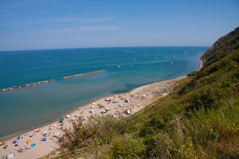 Le più belle spiagge italiane 2017: Fiorenzuola di Focara