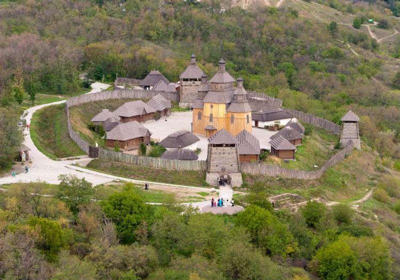 Zaporojya'nın bir çekim merkezi olarak yükselmesinde de büyük katkısı var.