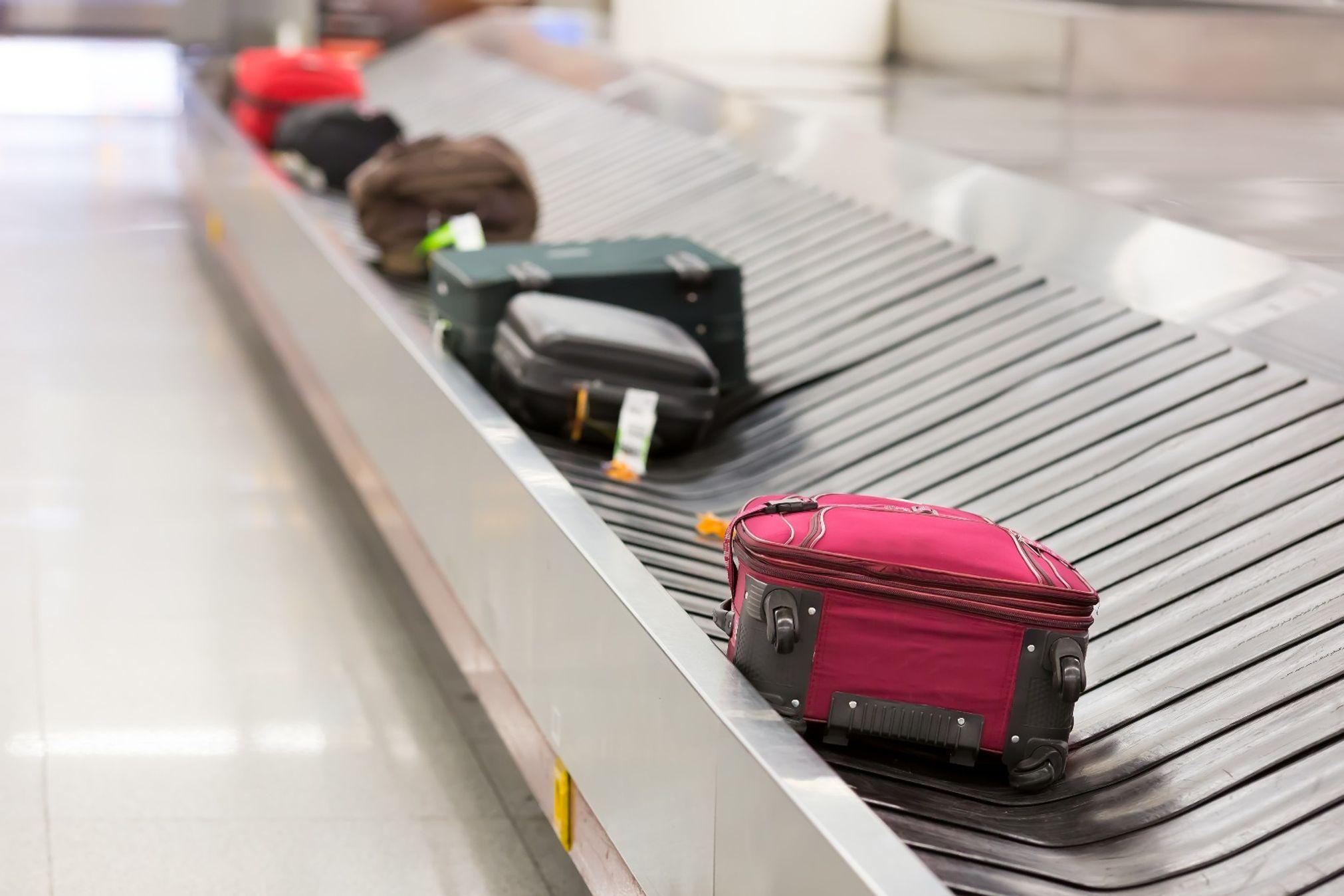 8 bagagli testati fino alla distruzione