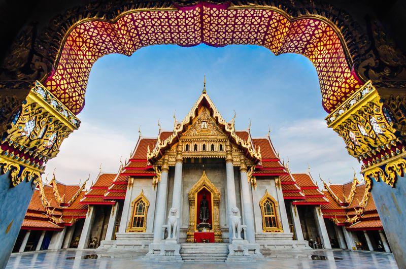 Clique na imagem e encontre passagens aéreas para Bangkok!