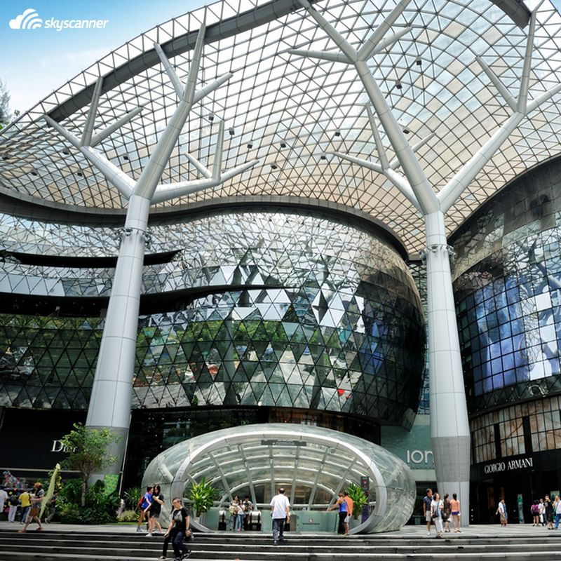 Ion, Orchand Rd, Singapore