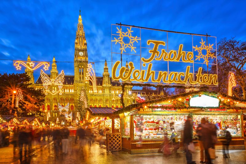 Of The Best Christmas Markets In Europe - 10 european attractions every kid should experience