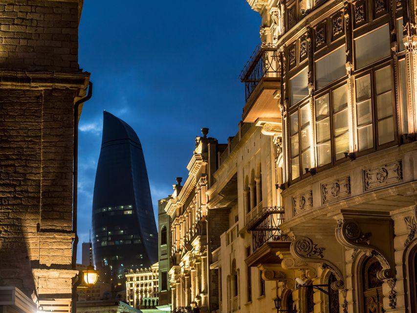 Best things to do in Baku: Visit Baku Old City